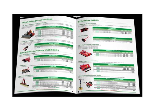 Catalogue Yvmo ouvert