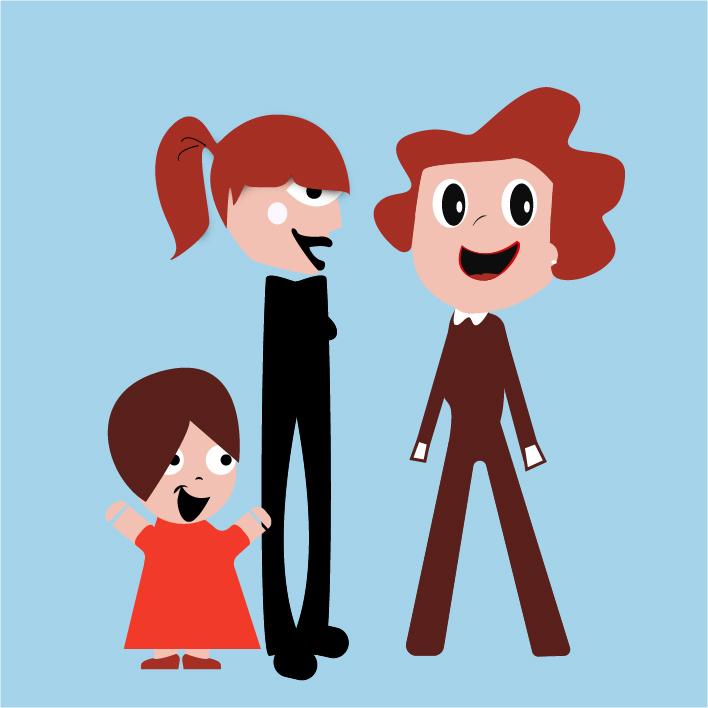 Illustration famille 2