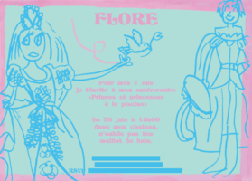 invitation-Flore-7-ans